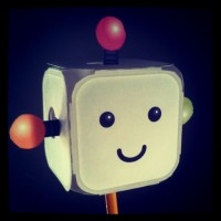 Robot Paper Craft