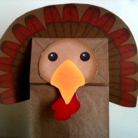 Turkey Puppet