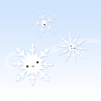 Snowflake-iPad-Wallpaper