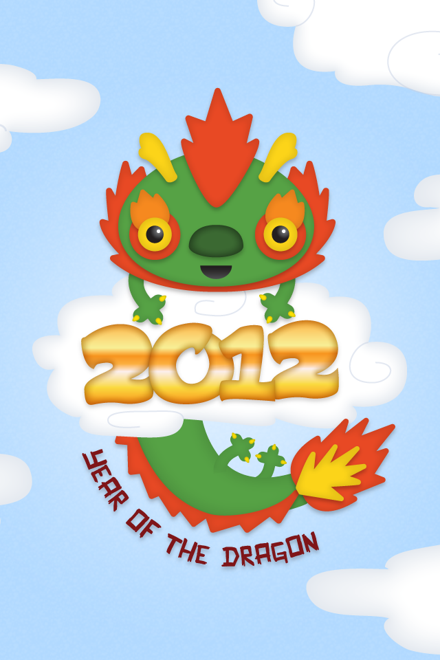 2012: Year of the Dragon!
