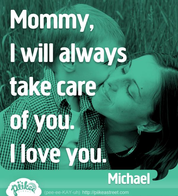 Things Kids Say: I Love You