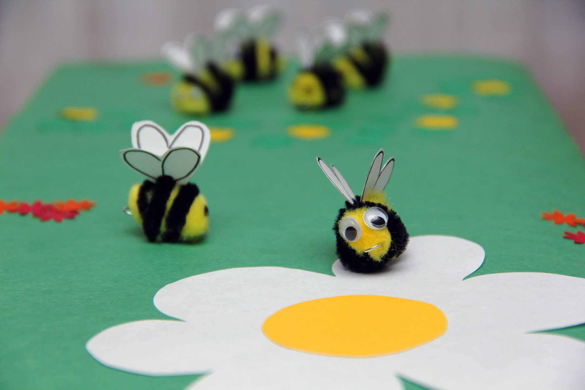 Bee Game Craft