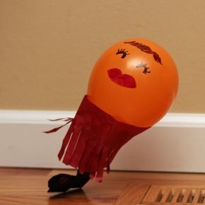 Miss Dancing Balloon