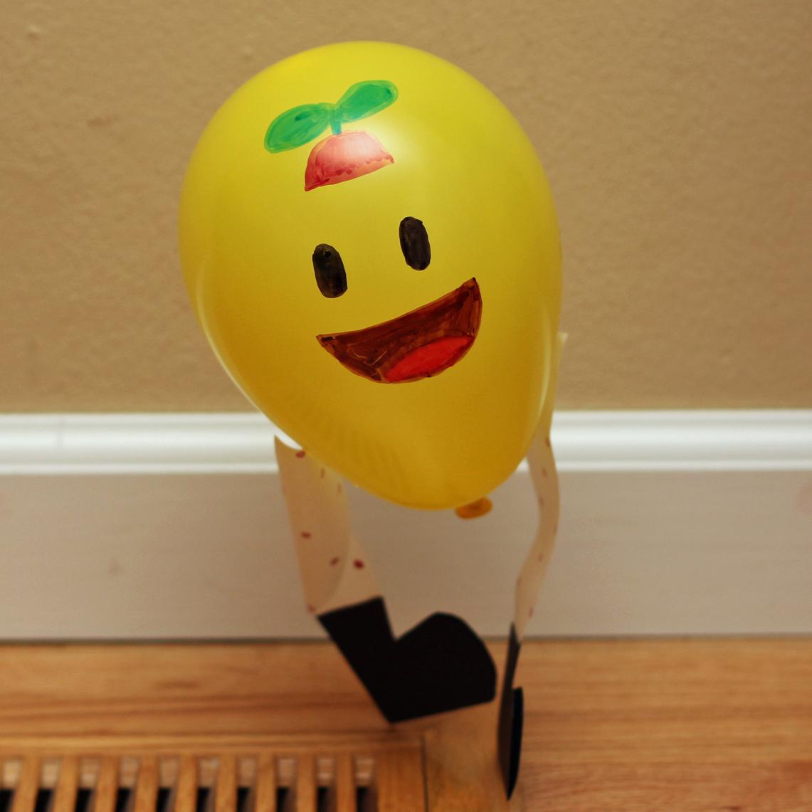 Mr. Dancing Balloon