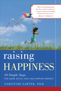 Raising Happiness Book Cover