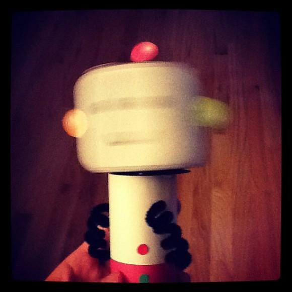 Spinning Robot Spin