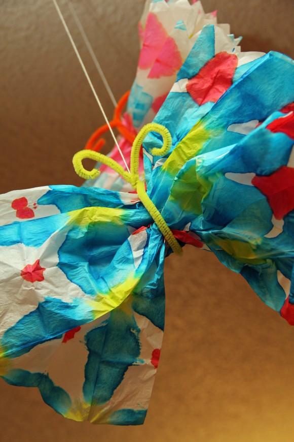 Tie-Dye Butterfly