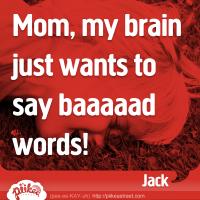 Baaaaad Words