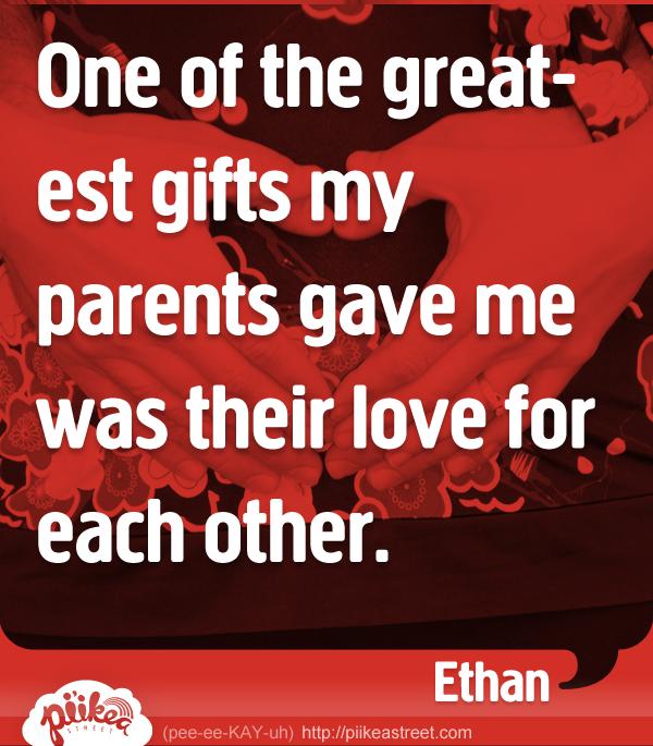 Things Kids Say: Parents Love
