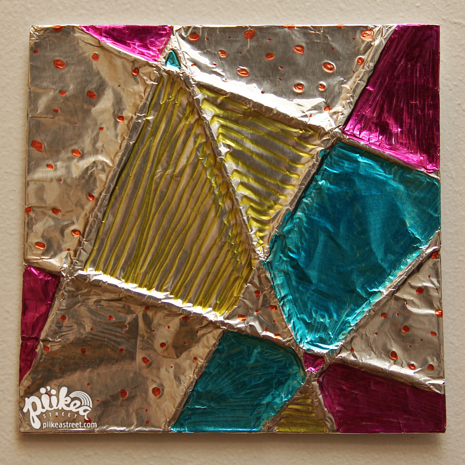 Tin Foil Arts And Crafts
