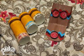 Pan Flute Kazoo and Bottle Cap Clacker Main