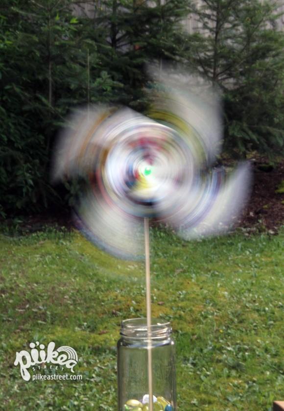 Pinwheel Spin