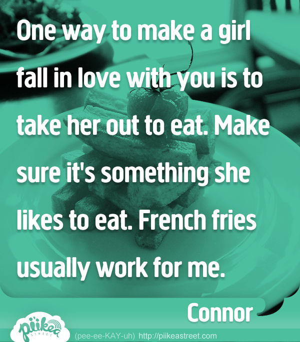 Things Kids Say: French Fries