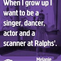 Scanner at Ralphs
