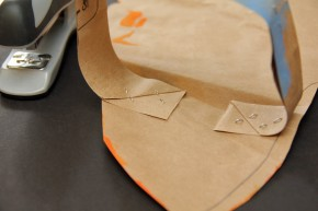 Paper Bag Wings Staple