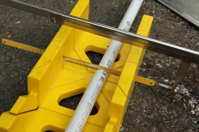PVC Construction Set Saw