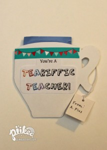 Teacher Appreciation Pouch Complete