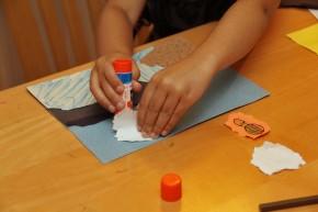 Torn Paper Glue