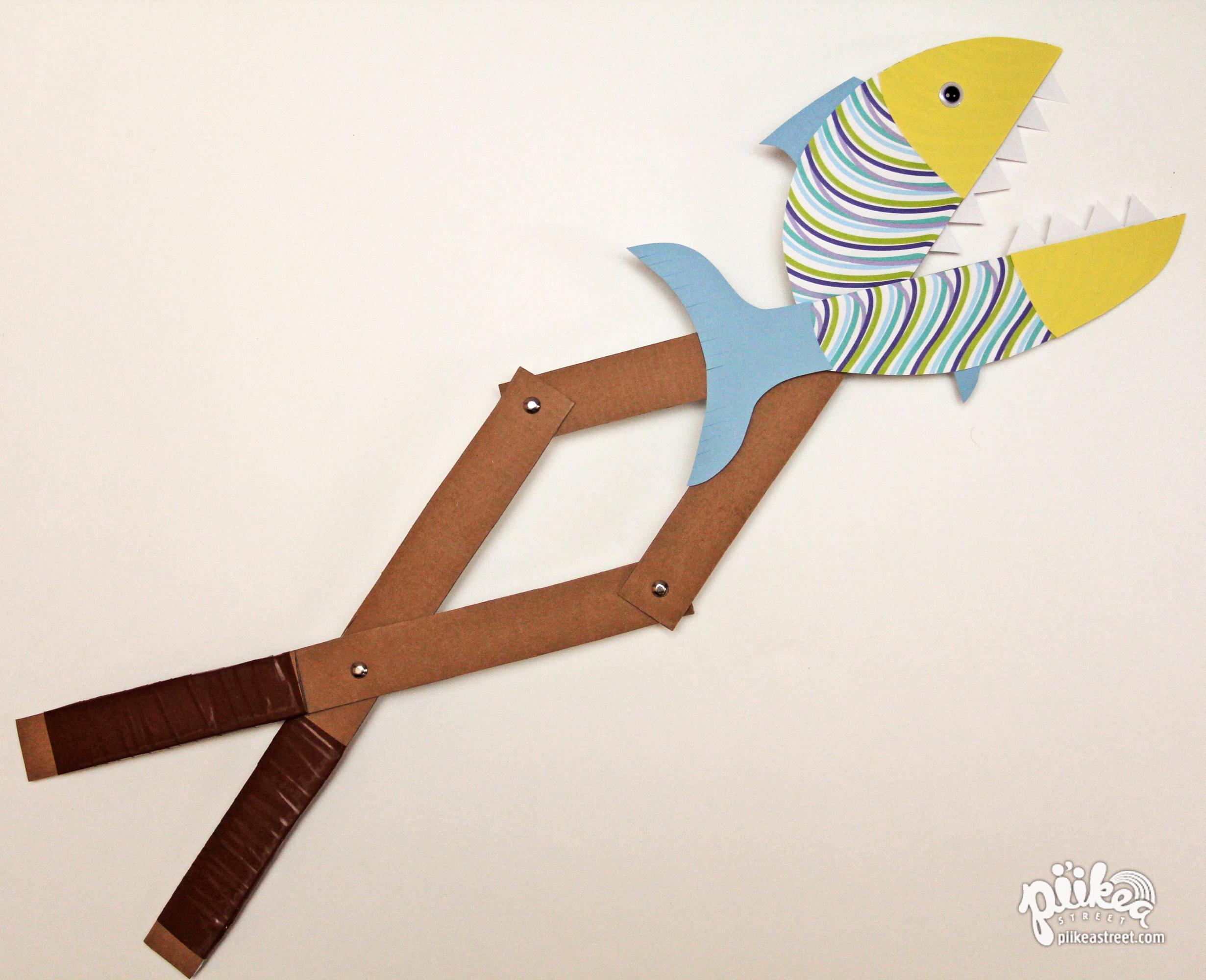 Chomping Fish Main