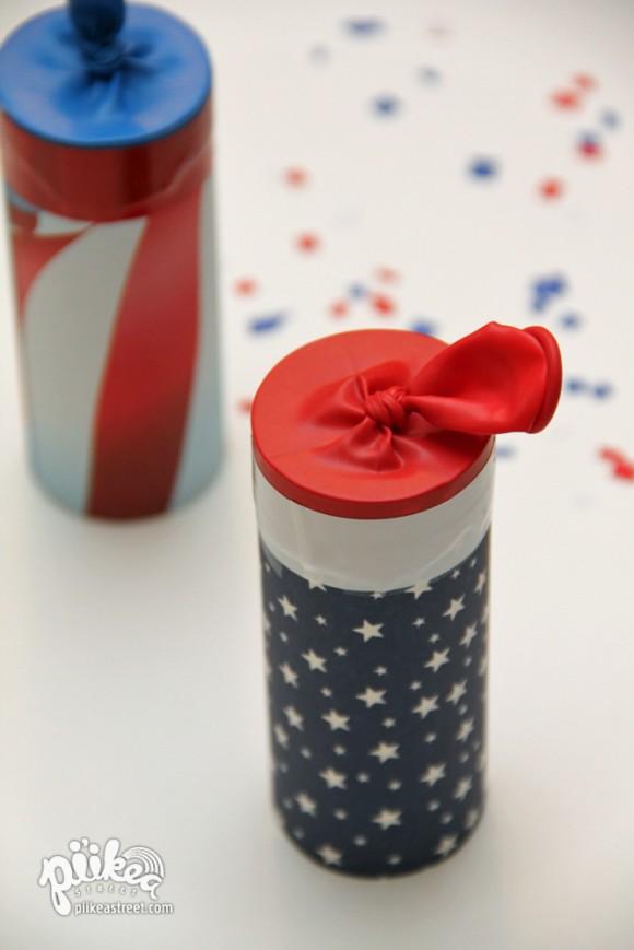 Confetti Launchers Complete
