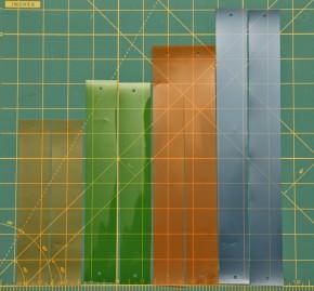 Garden Bauble Plastic Strips