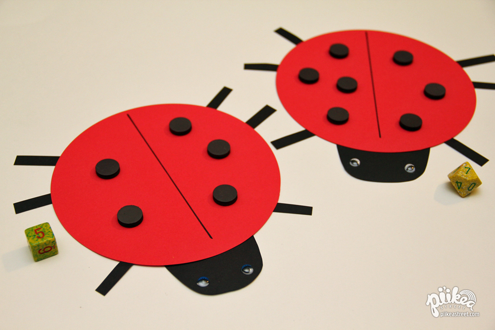 Ladybug parts pictures to pin on pinterest