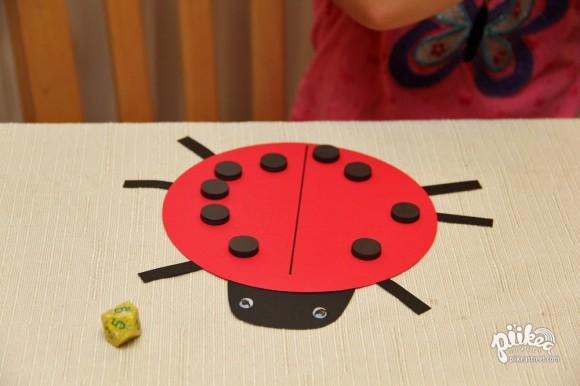 Ladybug Game Play