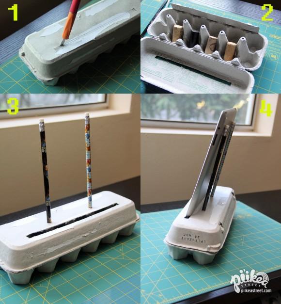 DIY iPad Stand 01