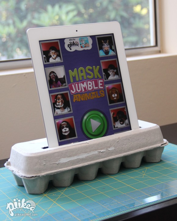 DIY iPad Stand 02