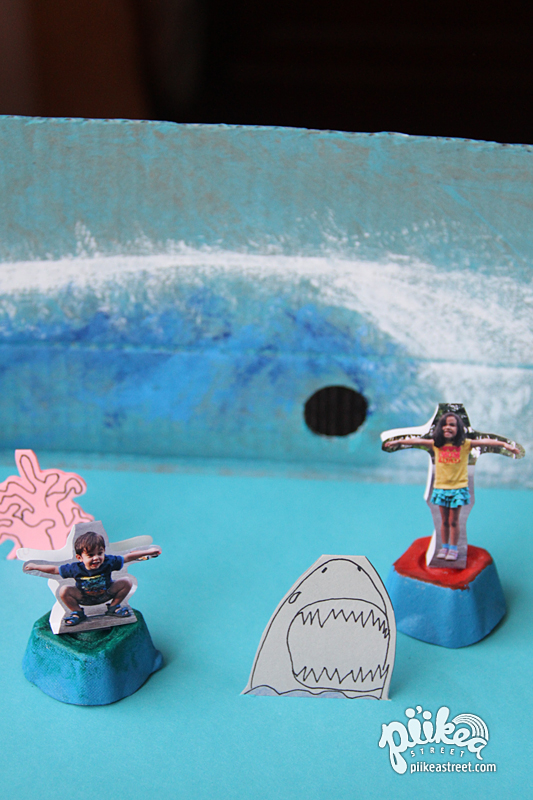 Surfer Toy