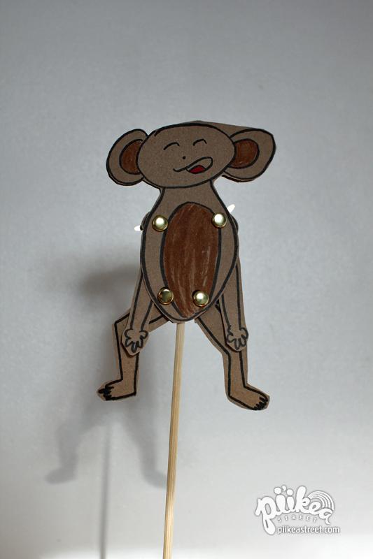 Dancing Puppet
