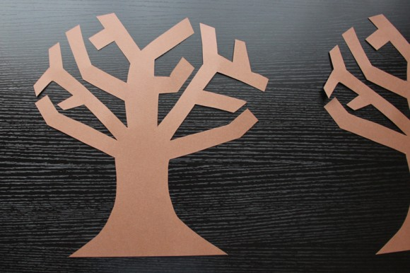 Gratitude Tree Cut