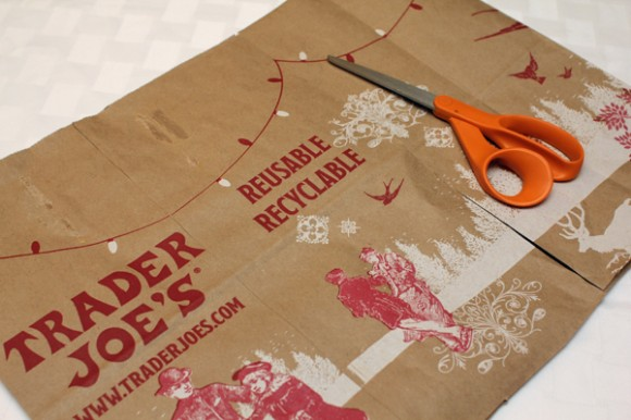 Turkey Headband Paper Bag