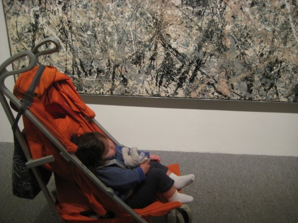 10 Tips for Visiting Museums with a Toddler