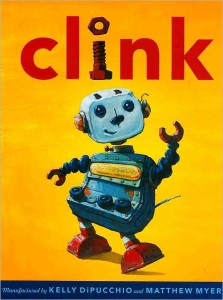 Clink book cover
