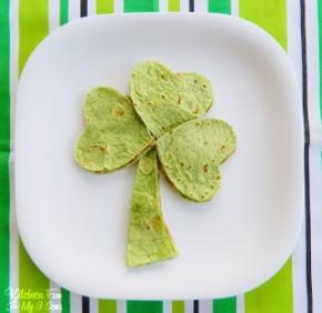 St.Patrick'sDayQuesadillaW