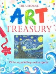 usborne art treasury