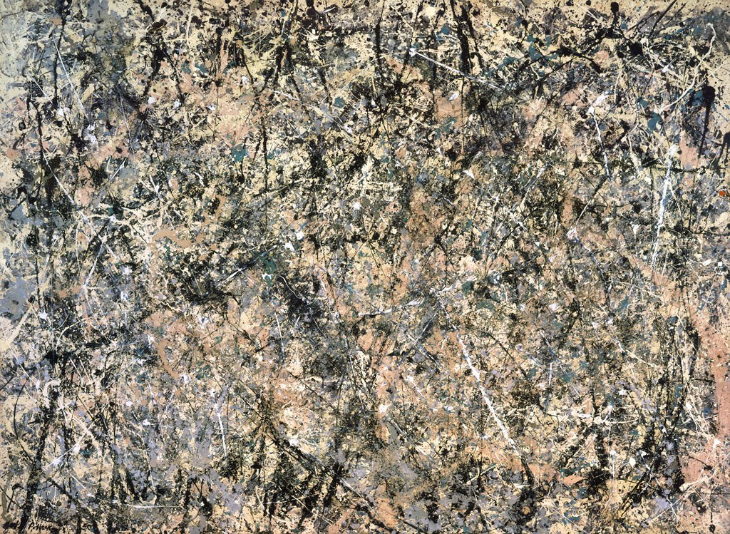 Introducing Kids to Great Artists:  Jackson Pollock