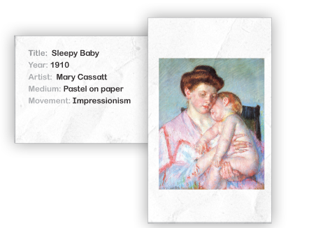 GreatArtistFlashCards-Cassatt