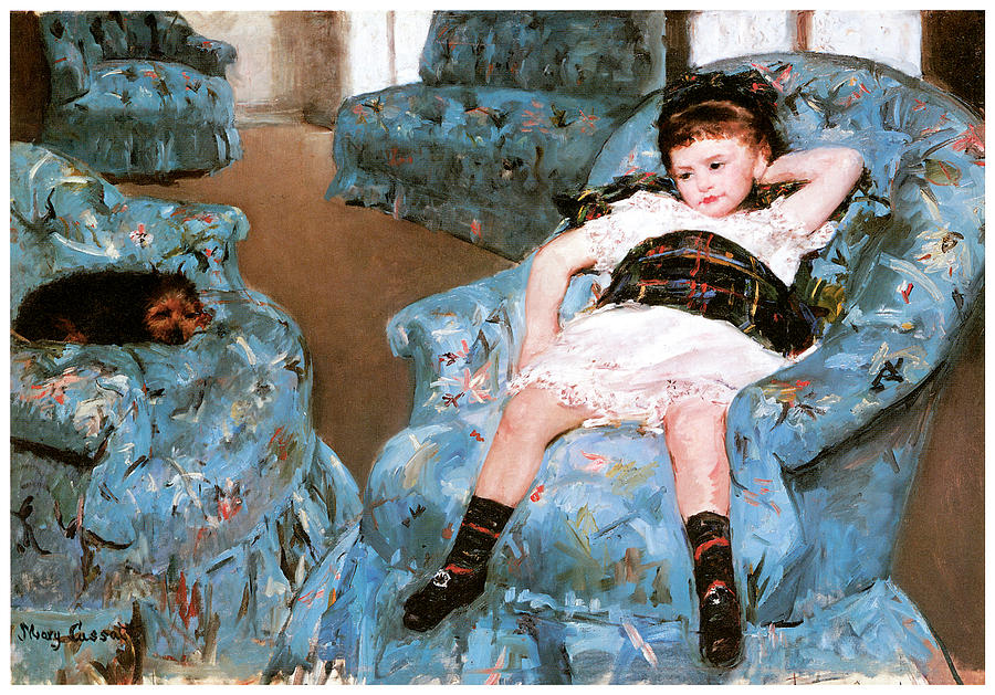 Introducing Kids to Great Artists:  Mary Cassatt