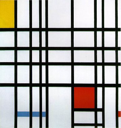 Introducing Kids to Great Artists:  Piet Mondrian