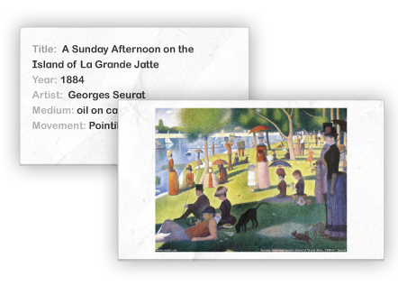 GreatArtistFlashCards-Seurat