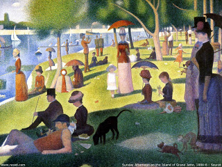 Introducing Kids to Great Artists:  Georges Seurat